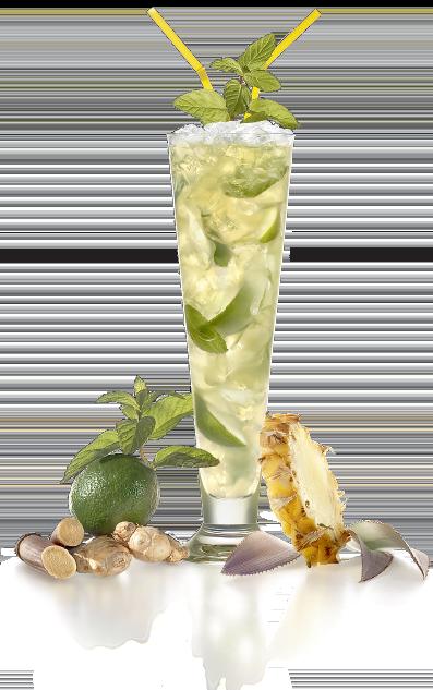 cocktails rhum ananas