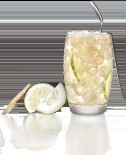 cocktail rhum gigembre