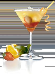 cocktail rhum tangor
